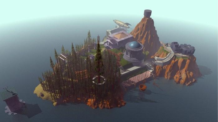 Island of Myst