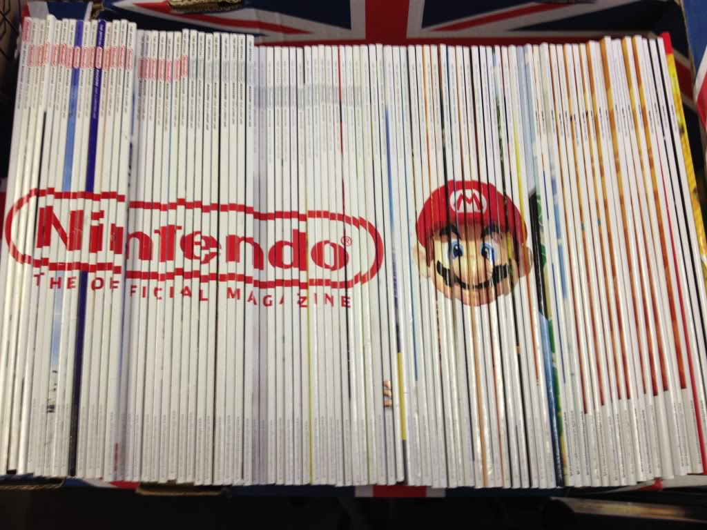Nintendo Magazine - Image Via Gaming Cypher