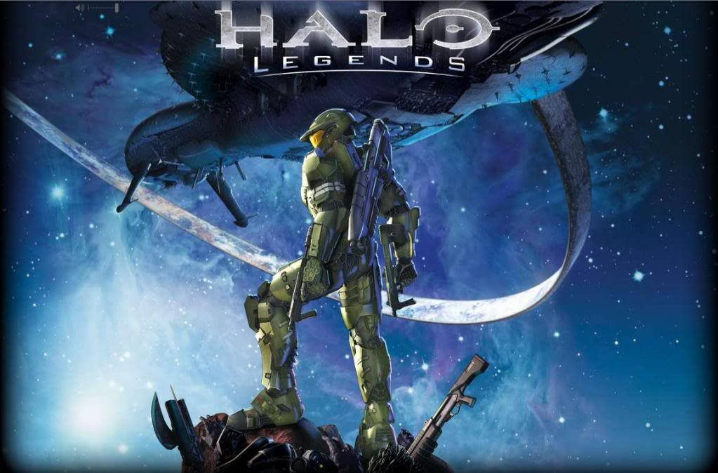 Halo Legends - Image via halo.fr