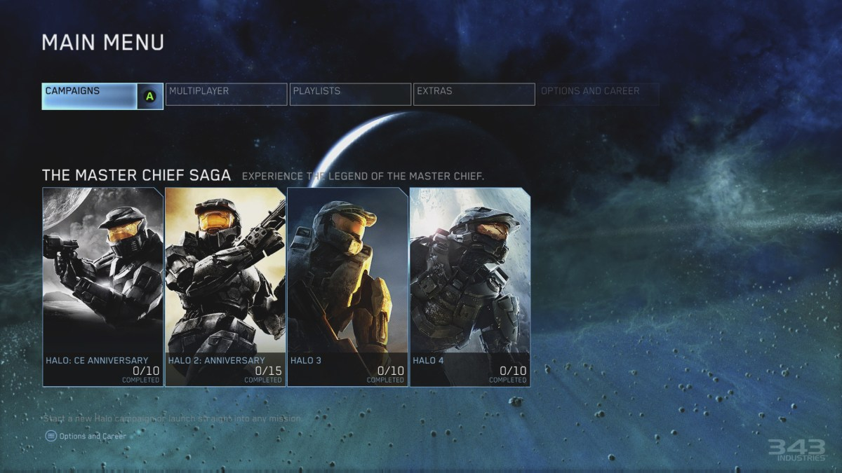 MCC Interface - Image by Microsoft Studios