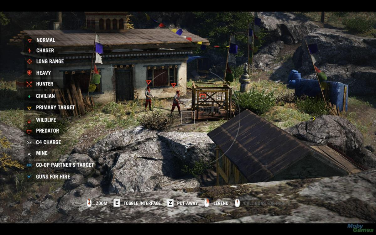 Far Cry 4 Camera - Image by MobyGames
