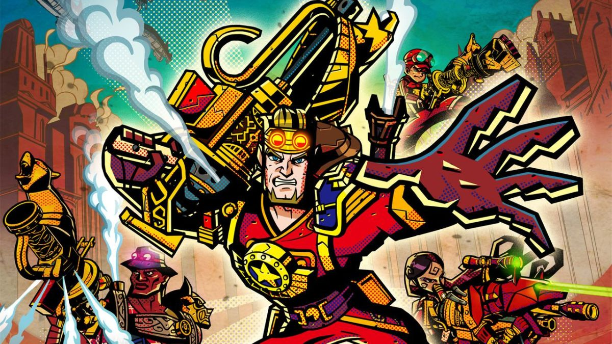 Code Name S.T.E.A.M - Image by Polygon