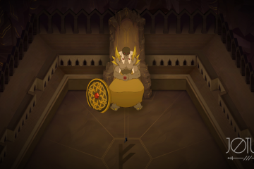 Fé On Throne - Image by Thunder Lotus Games