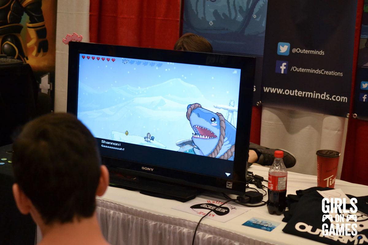 PewDiePie Legend of the Brofist at Montreal Comiccon 2015