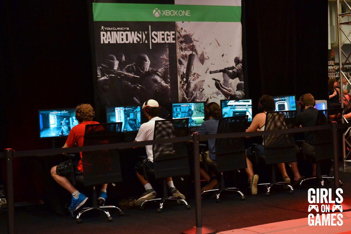 Ubisoft at Montreal Comiccon 2015