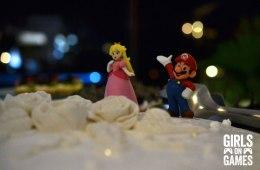 Amiibo Cake Toppers