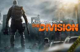 Tom Clancy's The Division - Cover Art - from Ubisoft