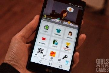 Miitomo on Android