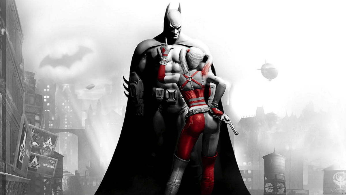 Batman Arkham City - Image by Rocksteady Studios