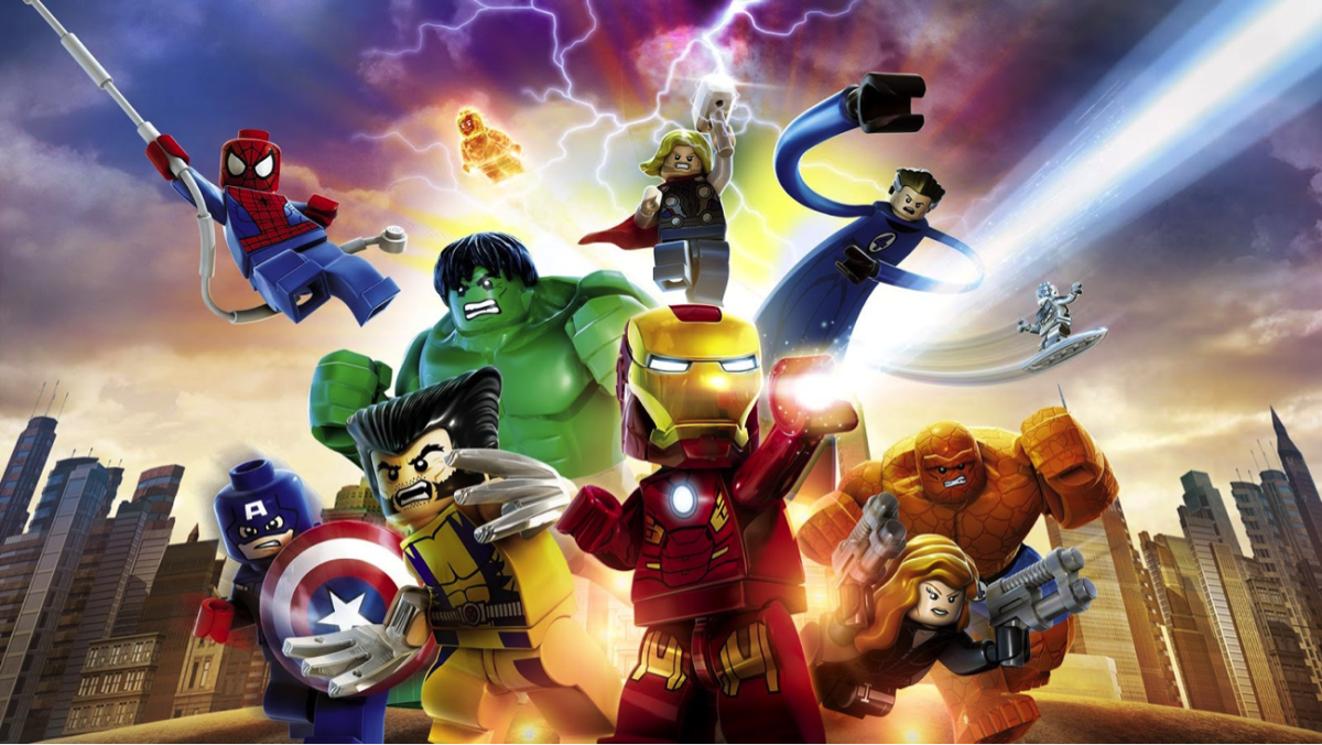 Lego Marvel Super Heroes - Image by Warner Bros. Interactive