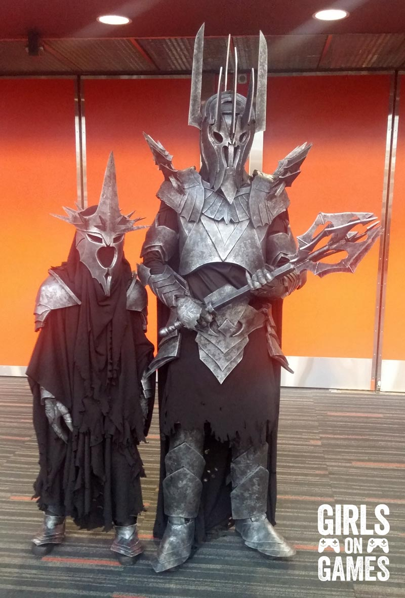 Rig Wraith Cosplay from The Lord of the Rings