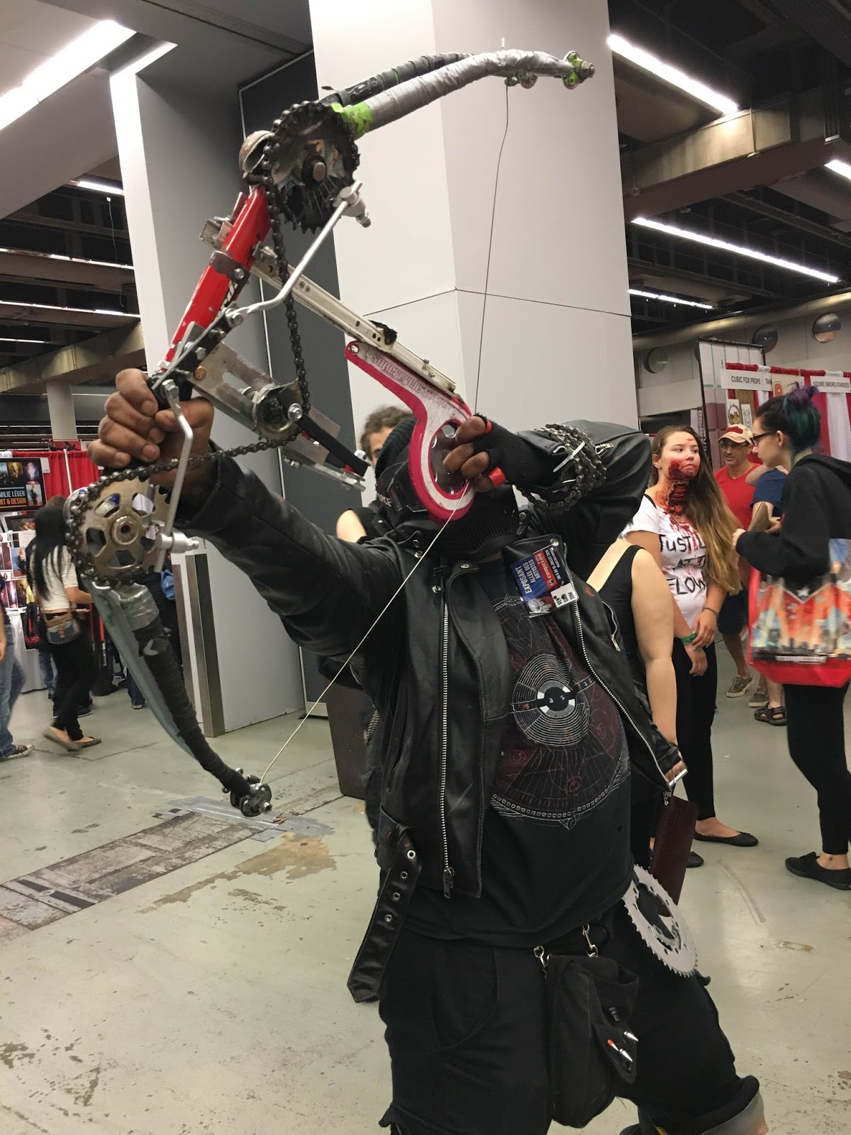 The amazing bow weapon