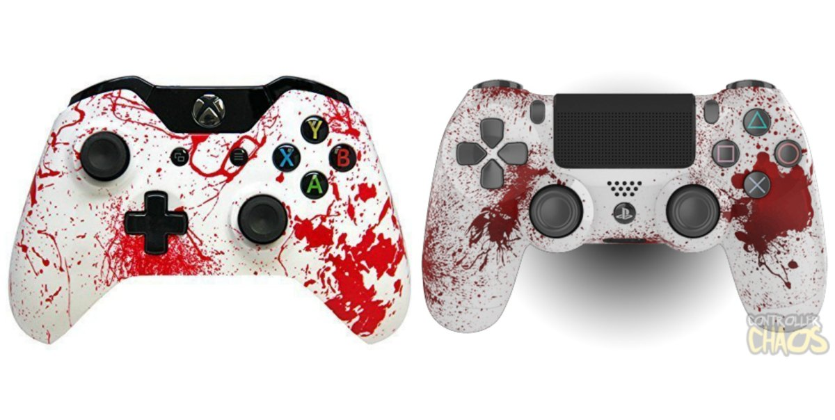 Bloody Controllers