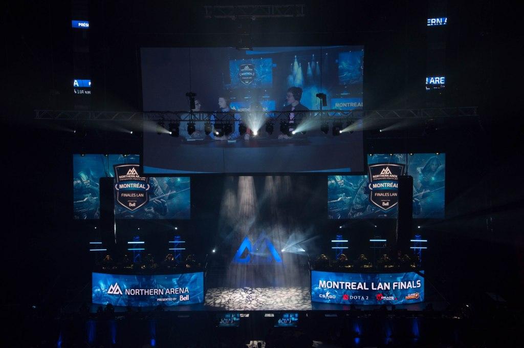 Northern Arena Montreal DOTA2 Beat Invitational