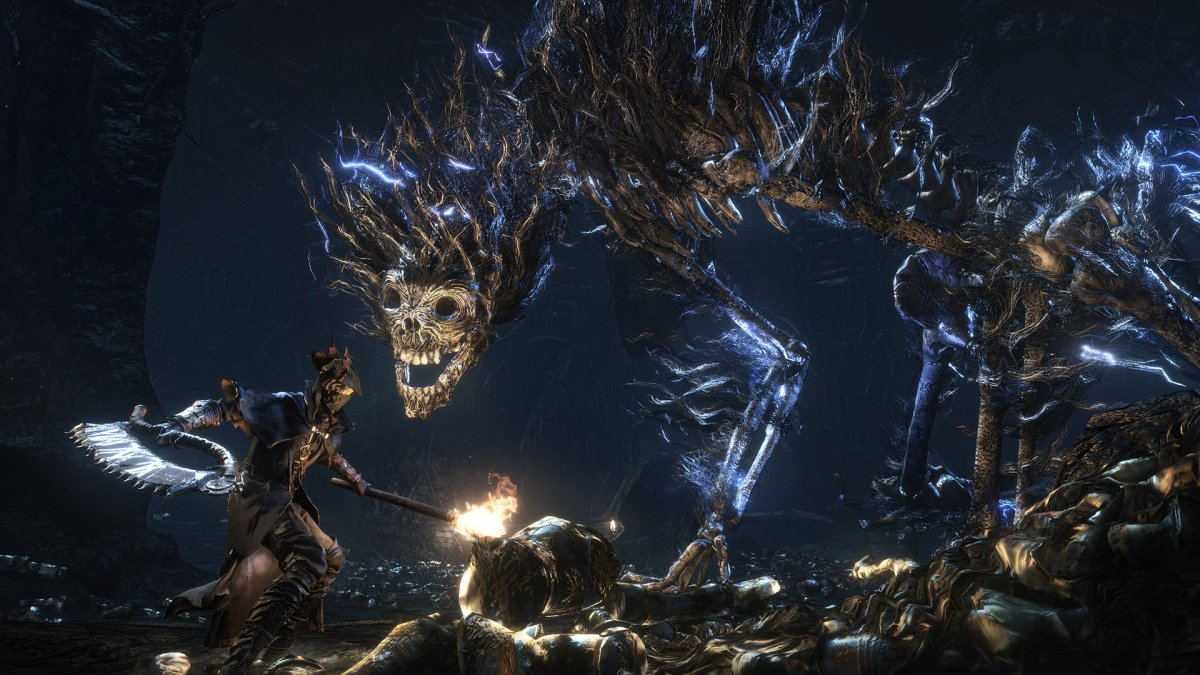 Bloodborne Screenshots from PlayStation.com