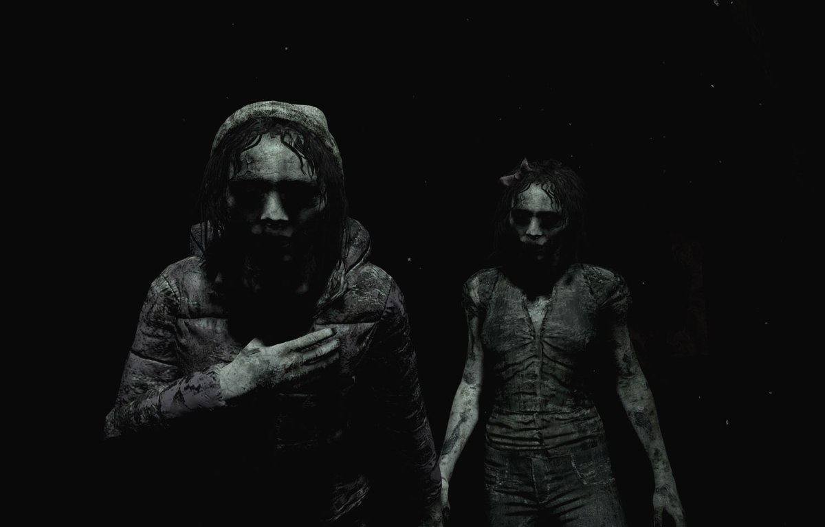 Until Dawn: Rush of Blood Sisters Screenshot. From PlayStation Canada
