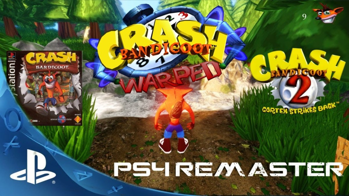 Crash Bandicoot Remaster