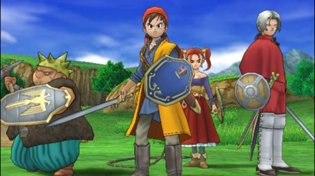 Dragon Quest VIII Party