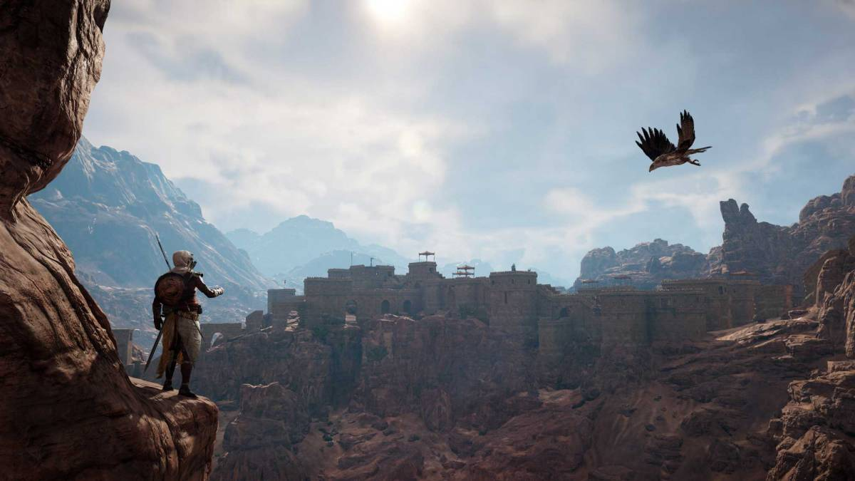 Assassin's Creed Origins. Photo from Ubisoft