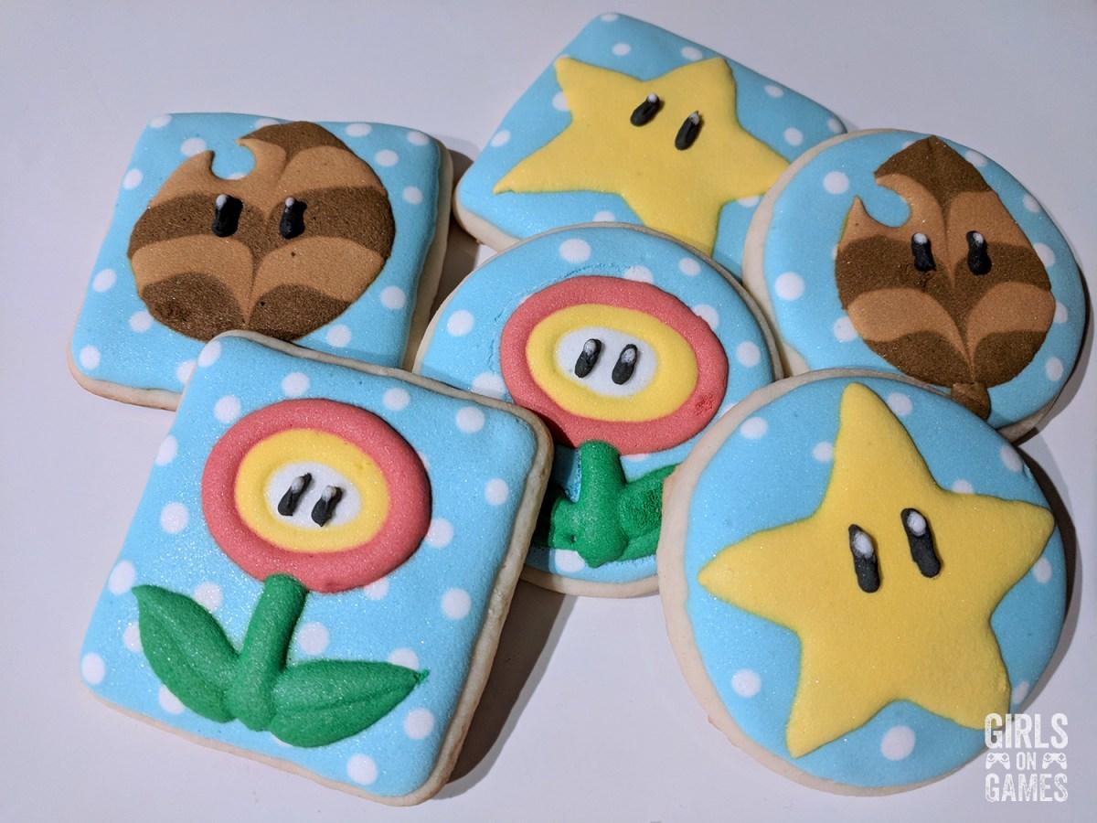 Power-up Sugar Cookies