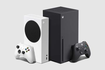 Xbox Series X and S consoles (via Microsoft)