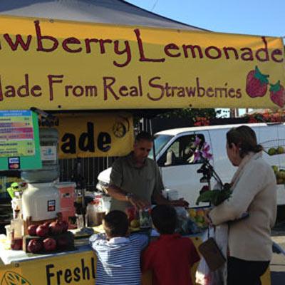 Farmers' Markets Serve Freshness