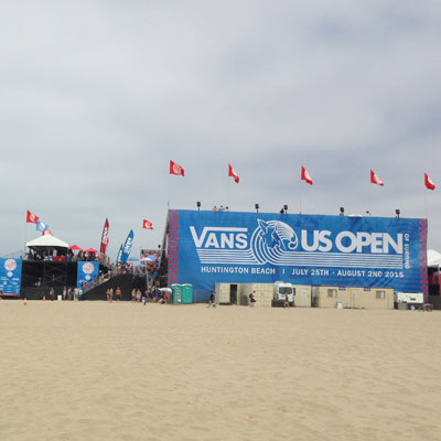 Vans US Open of Surfing 2015 Awards New Champions