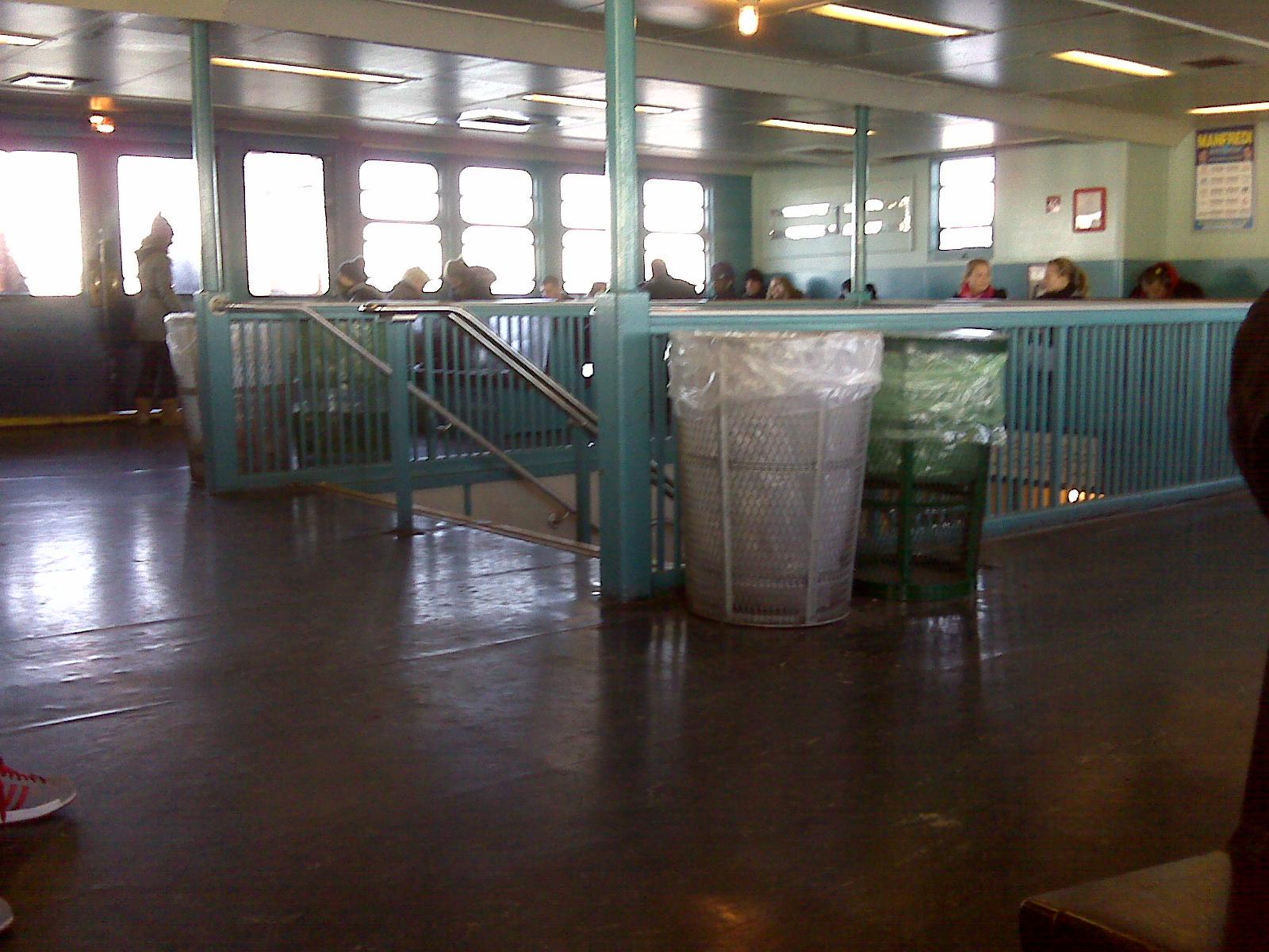 Staten Island Ferry Girls Sent Away