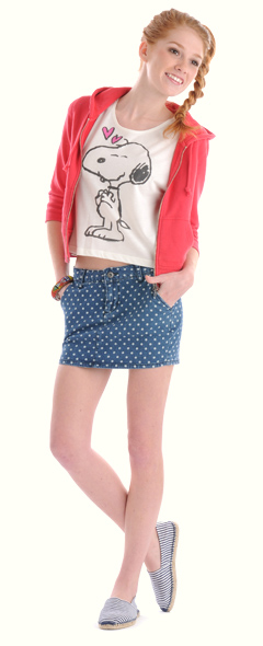 Tween Fashion Trends: Spring Forecast 2010