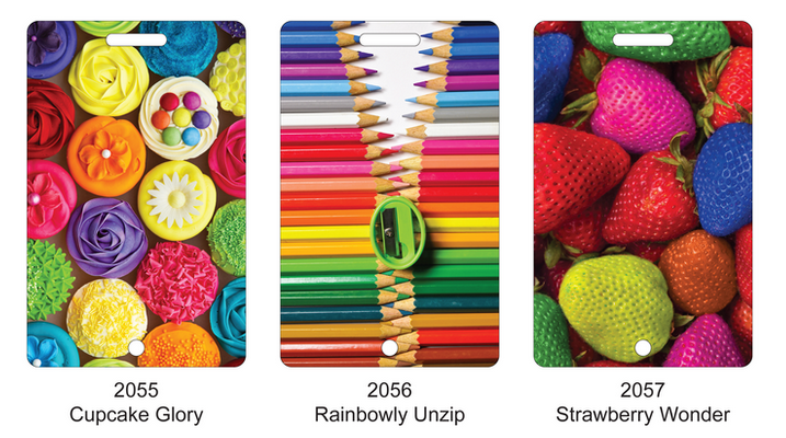 These Fun New I.D. Tags Mean You'll Never Lose Your Luggage Again!  #Giveaway #Contest
