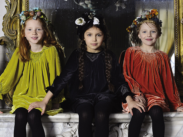 GIRLS BRAND OF THE WEEK:  BONPOINT