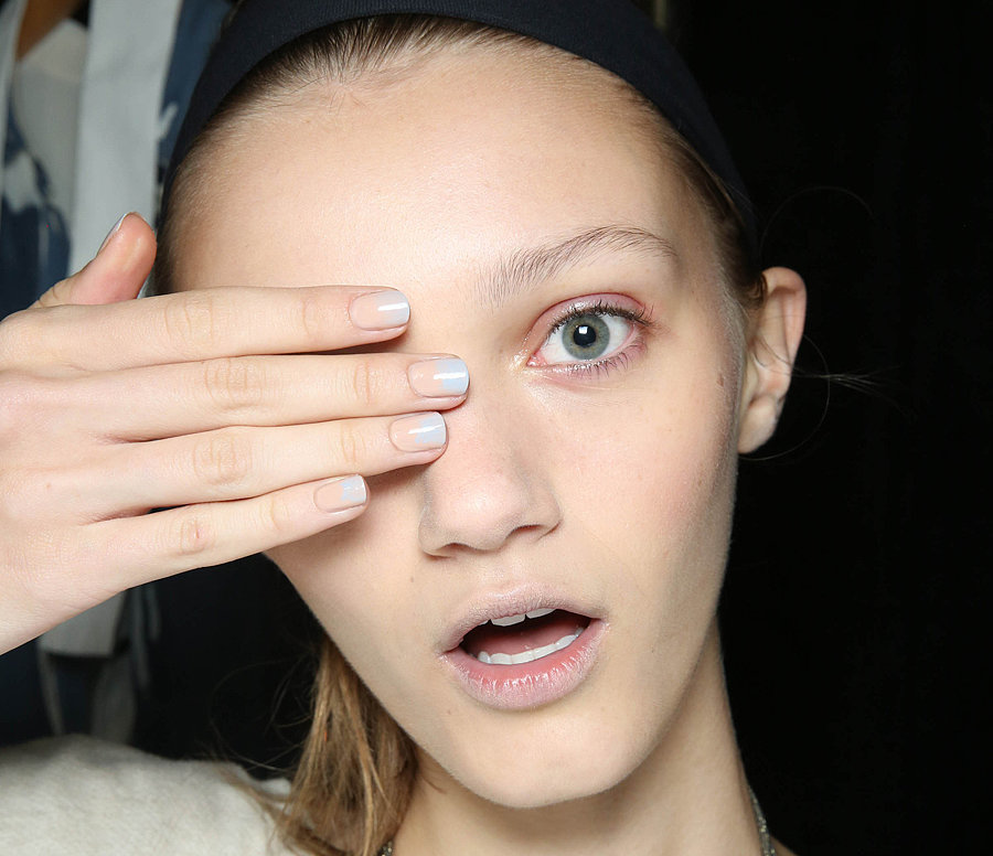 The Biggest #NYFW Nail Trends For Spring 2016