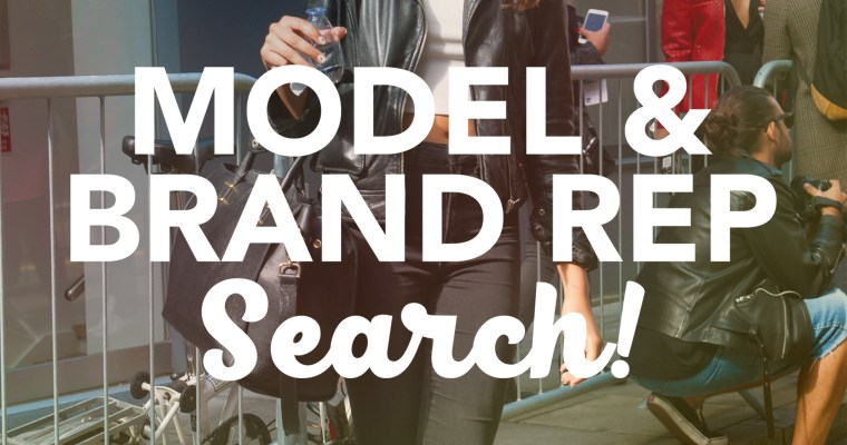 BRAND REP SEARCH: Girls, Tween, Teen Models and Brand Reps