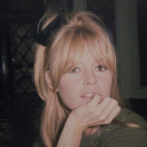Bridget Bardot Hairstyles, 60s hair style, bow, bangs, blonde, long, cute