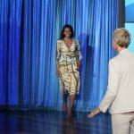 Michelle Obama Gucci Map Dress