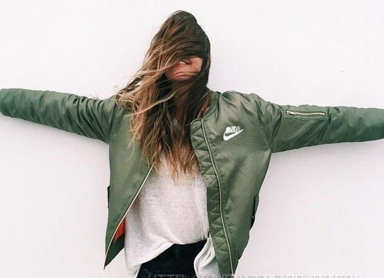Nike Kanji Jacket( Japanese Nike Bomber)