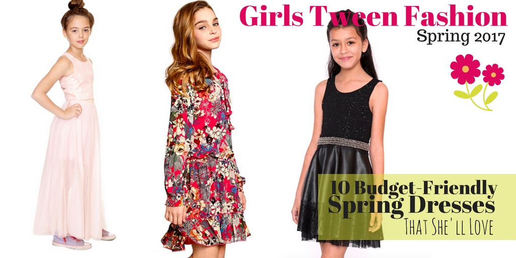 abe7c963d 10 Budget-Friendly Tween Party Dresses She ll LOVE