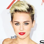 Katy perry Miley Cyrus haircut