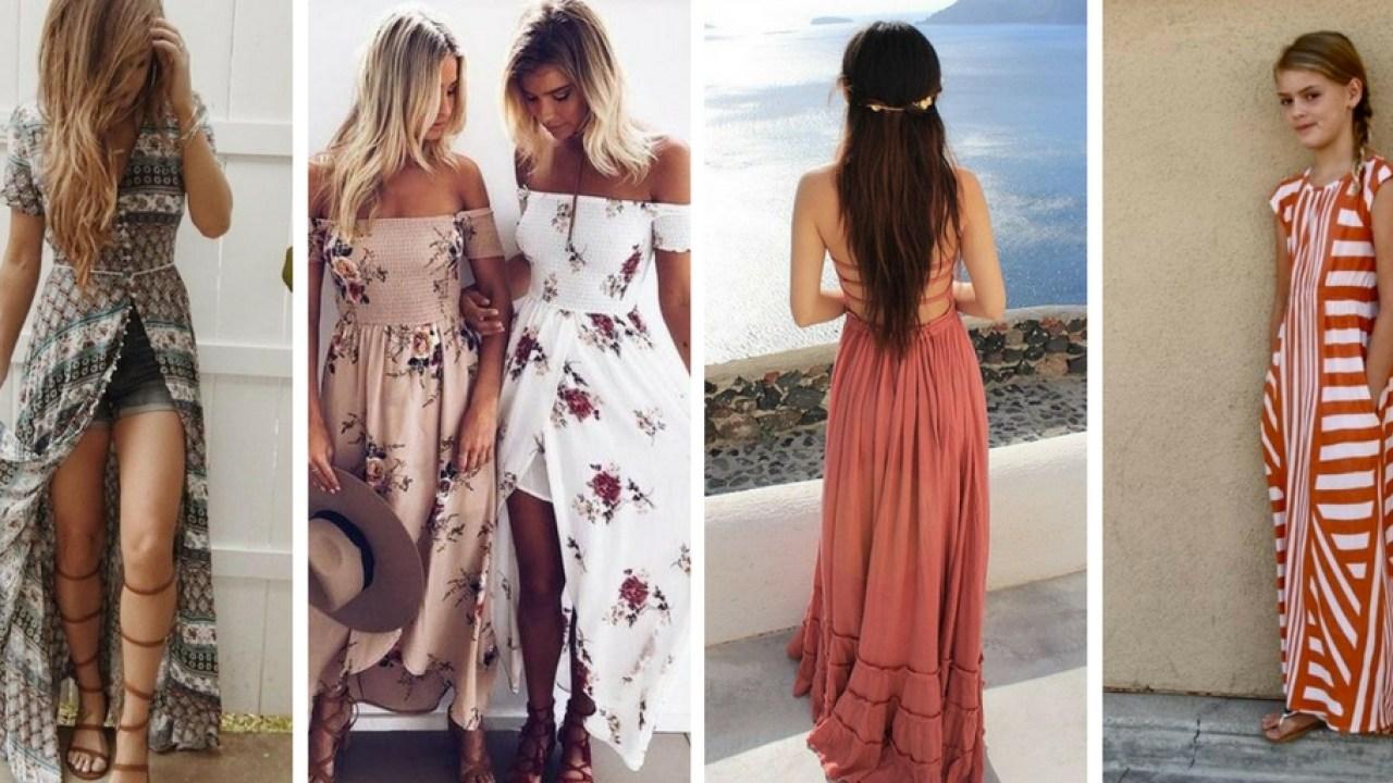 Cute Summer Maxi Dresses for Tweens & Pre-Teens  Tween Fashion