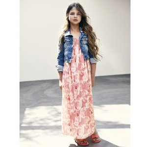 Maxi dresses for girls and tweens