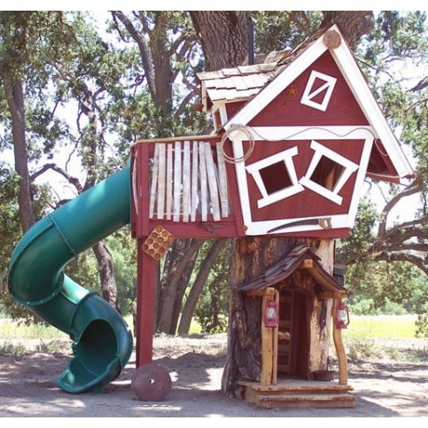 incredible playhouses treehouses for kids