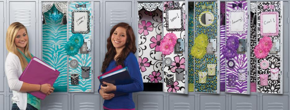 Best Back to School Teen and Tween Locker Decorating Ideas