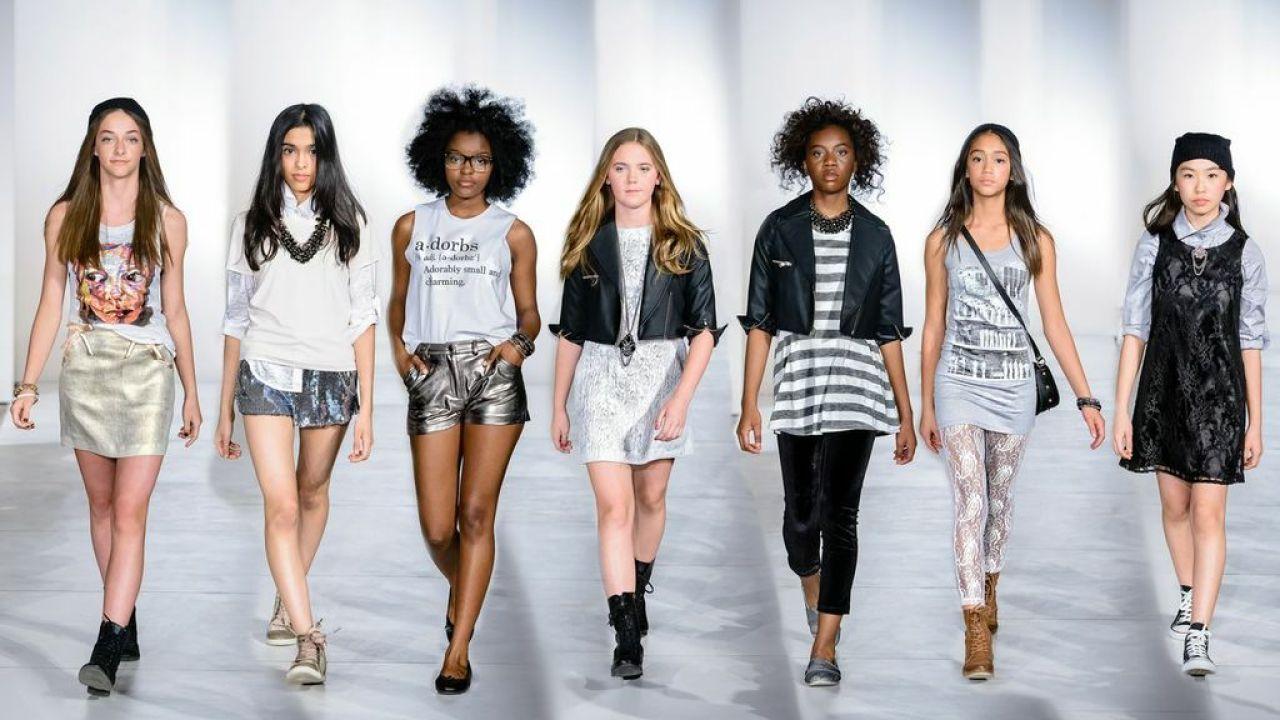 Fashion Design For Tweens