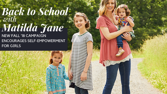 c65f3650d889 Matilda Jane FALL 18 Back to School Collection  ChooseYourOwnPath ...