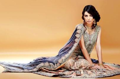 Erum Khan Party Dresses 2013 for Ladies