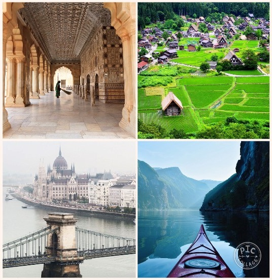 Collage Passionpassport