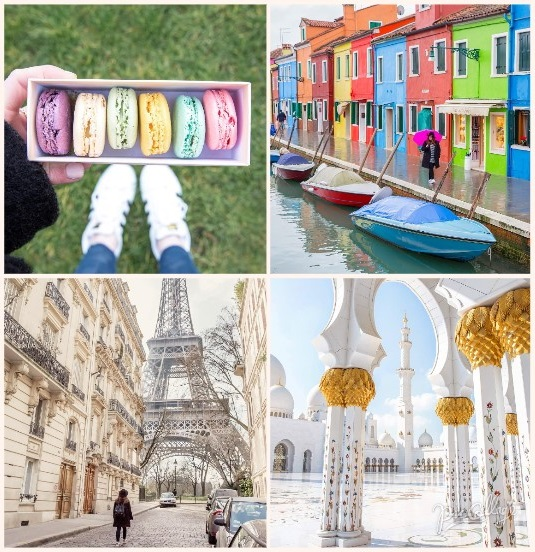 Collage Thepassionpassport