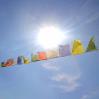 Prayer flags - Nepal