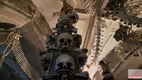 The bone church of Kutna Hora- Sedlec Ossuary 4.jpg