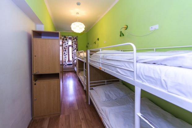 Hostel Orange Prage - Review - Room 6 persons.jpg